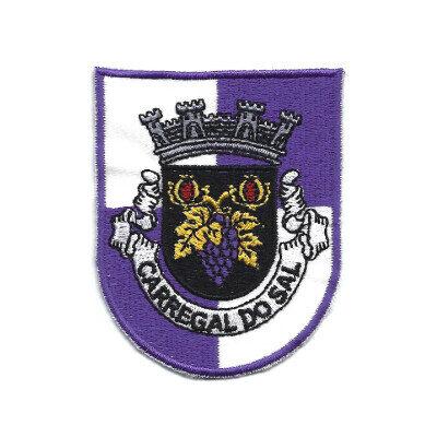 emblema carregal do sal brasao