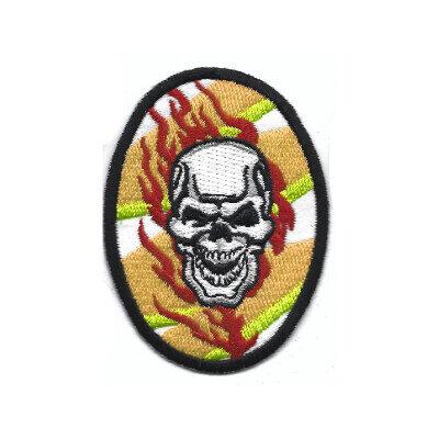 emblema caveira 1