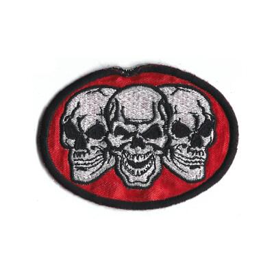 emblema caveira 4