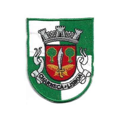 emblema charneca lisboa brasao