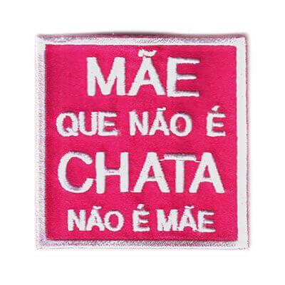 emblema chata mae