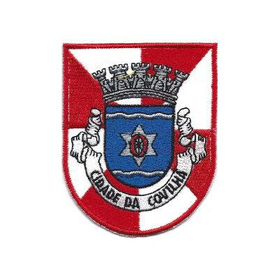 emblema cidade da covilha brasao
