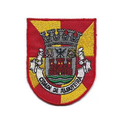 emblema cidade de albufeira brasao