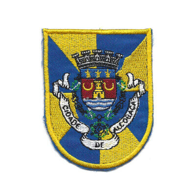 emblema cidade de alcobaca brasao
