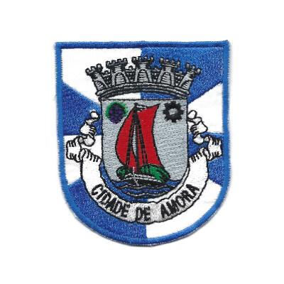 emblema cidade de amora brasao