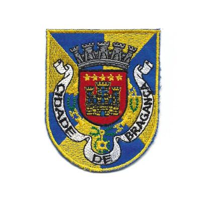 emblema cidade de braganca brasao