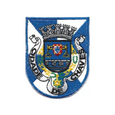 emblema cidade de chaves brasao
