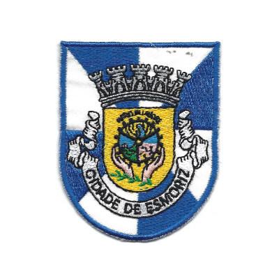 emblema cidade de esmoriz brasao