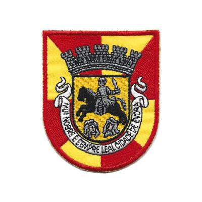 emblema cidade de evora brasao