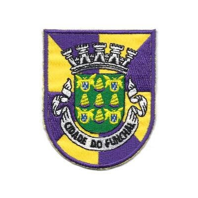 emblema cidade de funchal brasao