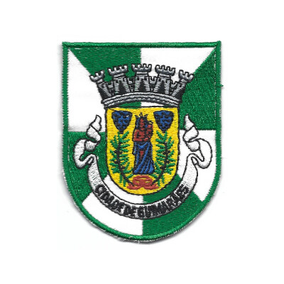 emblema cidade de guimares brasao