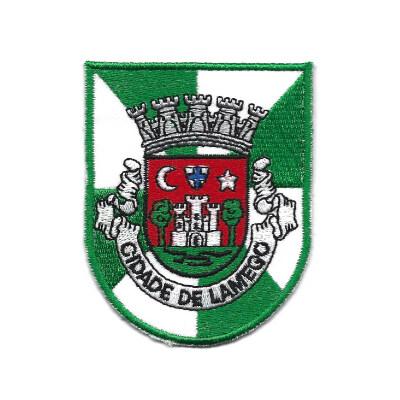 emblema cidade de lamego brasao