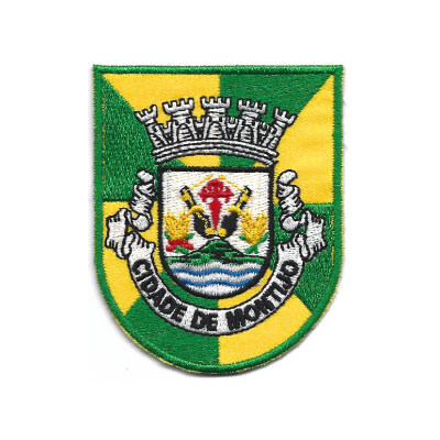 emblema cidade de montijo brasao