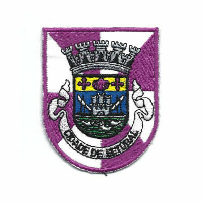 emblema cidade de setubal brasao