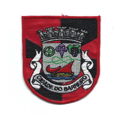 emblema cidade do barrero brasao 1