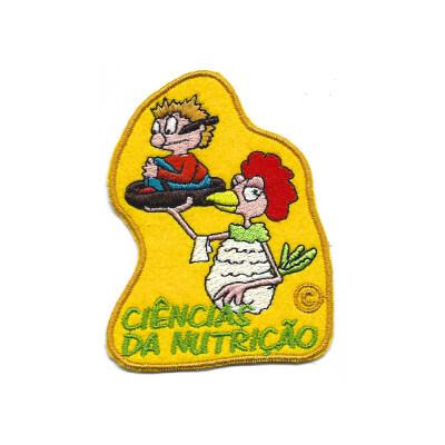 emblema ciencias da nutricao