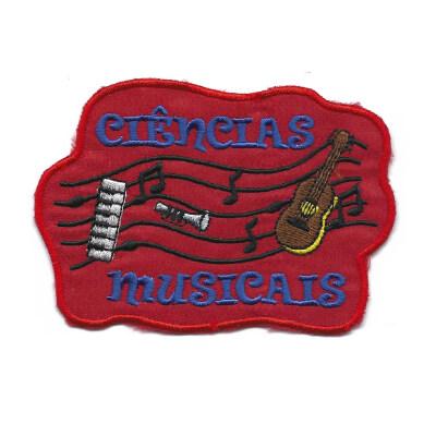 emblema ciencias musicais