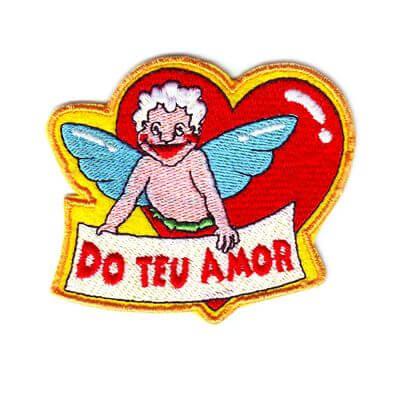 emblema coracao do teu amor