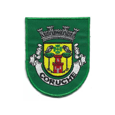 emblema coruche brasao 1