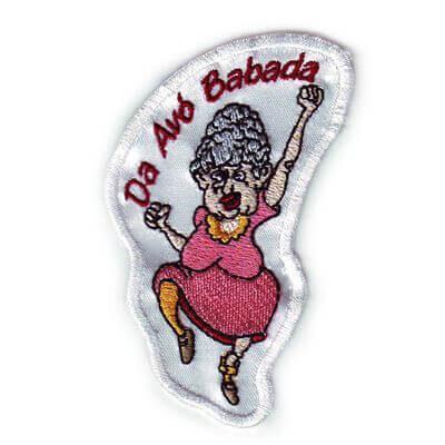 emblema da avo babada