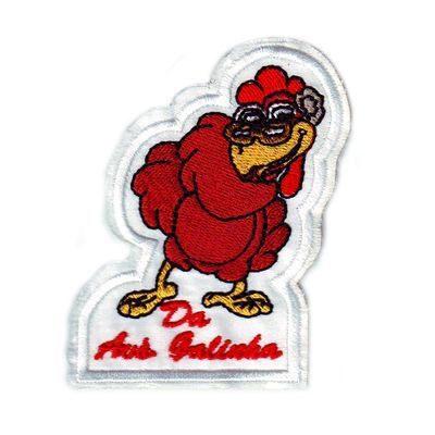 emblema da avo galinha