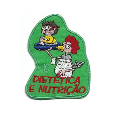 emblema dietetica e nutricao