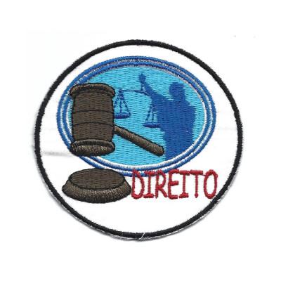 emblema direito