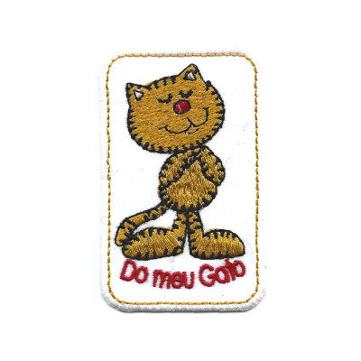 emblema do meu gato
