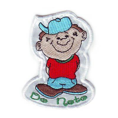 emblema do neto