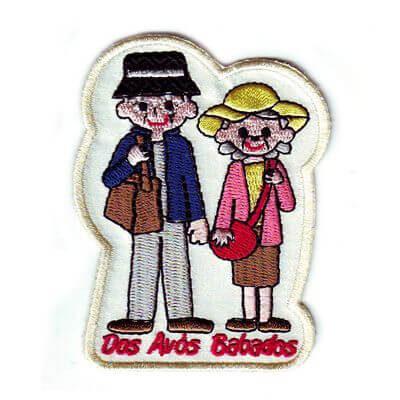 emblema dos avos babados