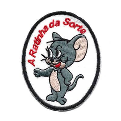 emblema emblema ratinha sorte