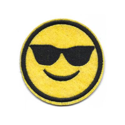 emblema emoji cool