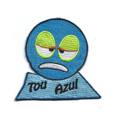 emblema emoji tou azul