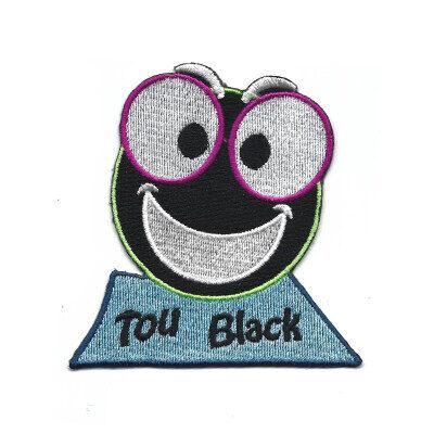 emblema emoji tou black