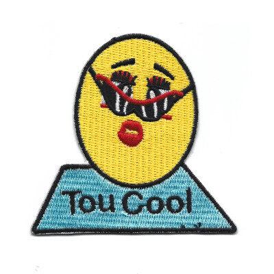 emblema emoji tou cool 2