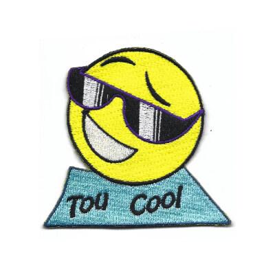 emblema emoji tou cool