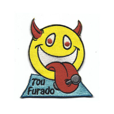 emblema emoji tou furado