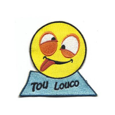 emblema emoji tou louco