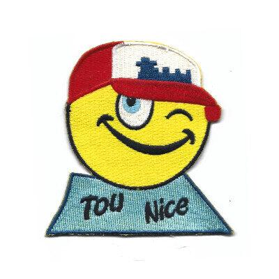 emblema emoji tou nice
