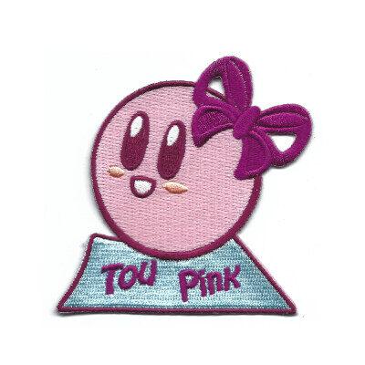 emblema emoji tou pink