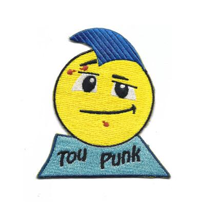 emblema emoji tou punk