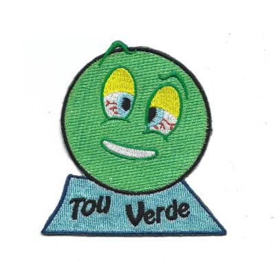 emblema emoji tou verde