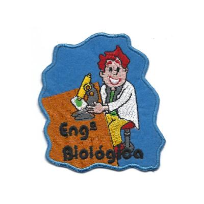 emblema engenharia biologica