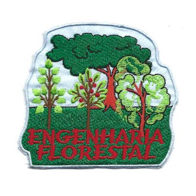 emblema engenharia florestal