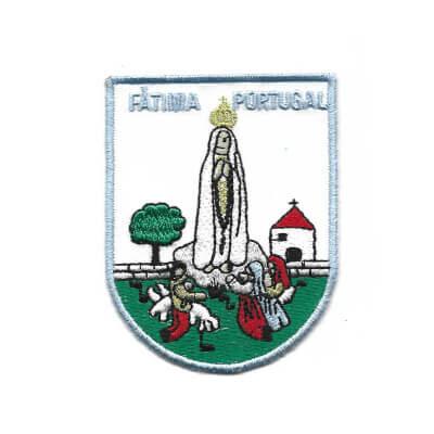 emblema fatima portugal