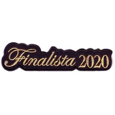 emblema finalista 2020