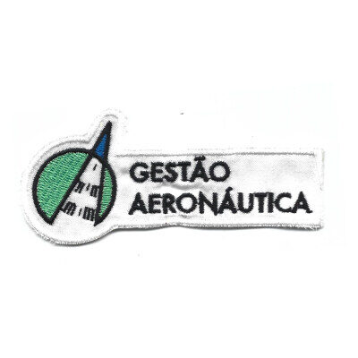 emblema gestao aeronautica