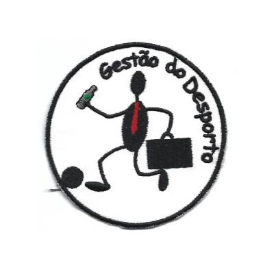 emblema gestao do desporto