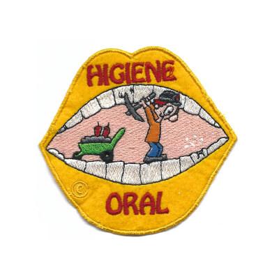 emblema higiene oral