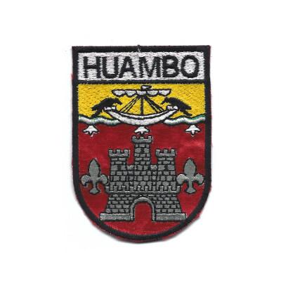 emblema huambo brasao